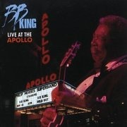 CD - B.B. King - Live at the Apollo