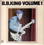 LP - B.B. King - Volume 1