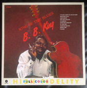 LP - B.B. King - King Of The Blues - 180g
