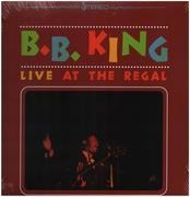 LP - B.B. King - Live At The Regal - 180g