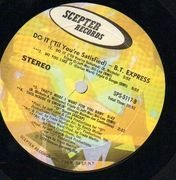 LP - B.T. Express - Do It ('Til You're Satisfied)