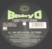 12inch Vinyl Single - Baby D - (Everybody's Got To Learn Sometime) I Need Your Loving