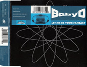 CD Single - Baby D - Let Me Be Your Fantasy