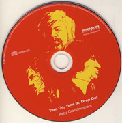 CD - Baby Grandmothers - Turn On, Tune In, Drop Out - DISC ONLY