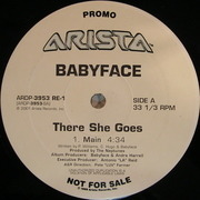 12'' - Babyface - There She Goes