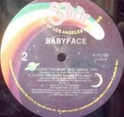 12inch Vinyl Single - Babyface - I Love You Babe - Still Sealed