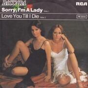 7'' - Baccara - Sorry, I'm A Lady