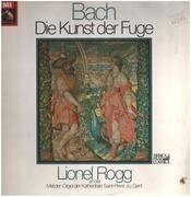 LP - Bach - Die Kunst der Fuge