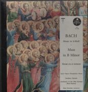 LP-Box - Bach - Messe in h-moll,, Orchestra of the 35th German Bach Festival, H.Grischkat