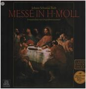LP - Bach - Messe in H-Moll - Hardcover Box
