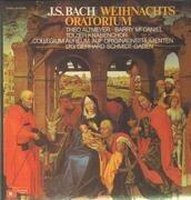 LP-Box - Bach - Weihnachtsoratorium - textured Hardcoverbox + booklet