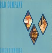 LP - Bad Company - Rough Diamonds - Die Cut Gimmik Cover