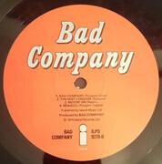 LP - Bad Company - Bad Company
