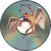 CD - Bad Company - Bad Company