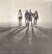 LP - Bad Company - Burnin' Sky