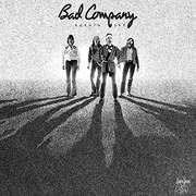 Double LP - Bad Company - Burnin' Sky