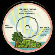 7inch Vinyl Single - Bad Company - Can't Get Enough