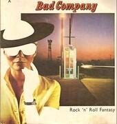 7inch Vinyl Single - Bad Company - Rock 'N' Roll Fantasy - Monarch pressing