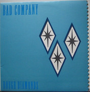 LP - Bad Company - Rough Diamonds