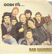 LP - Bad Manners - Gosh It's...