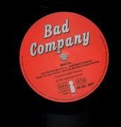 LP - Bad Company - Bad Co.