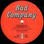 LP - Bad Company - Bad Company - Gatefold