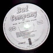 LP - Bad Company - Run With The Pack