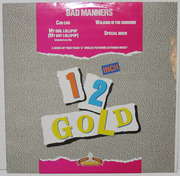 12'' - Bad Manners - Can Can / My Girl Lollipop / Walking Into Sunshine / Special Brew
