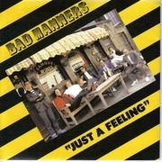 7inch Vinyl Single - Bad Manners - Just A Feeling - Solid Centre