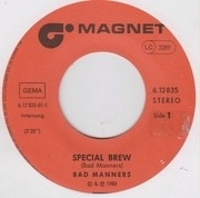 7'' - Bad Manners - Special Brew