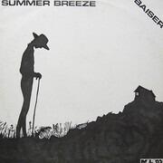 12inch Vinyl Single - Baiser - Summer Breeze - Black & White Sleeve