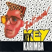 7inch Vinyl Single - Baltimora - Key Key Karimba