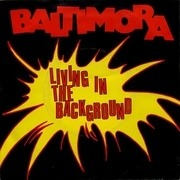 7'' - Baltimora - Living In The Background