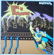 LP - Baltimora - Living In The Background