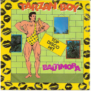 7inch Vinyl Single - Baltimora - Tarzan Boy