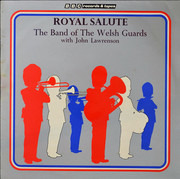 LP - Band Of The Welsh Guards - Royal Salute