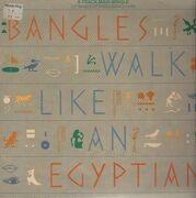 12'' - Bangles - Walk Like An Egyptian - NL