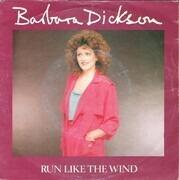 7inch Vinyl Single - Barbara Dickson - Run Like The Wind / Forgotten Time