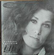 LP - Barbara Thalheim - Ohne Vorschrift Leben