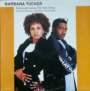 12inch Vinyl Single - Barbara Tucker - Everybody Dance (The Horn Song)