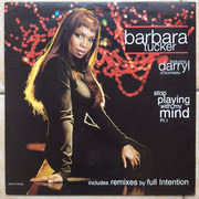 12inch Vinyl Single - Barbara Tucker - Stop Playing With My Mind (Part 1)