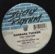 12inch Vinyl Single - Barbara Tucker - Stay Together
