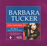 12inch Vinyl Single - Barbara Tucker - Stay Together - No2