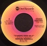 7'' - Barbara Mandrell - Standing Room Only