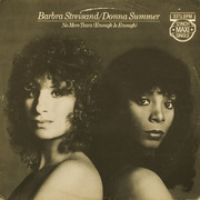12'' - Barbra Streisand / Donna Summer - No More Tears (Enough Is Enough)