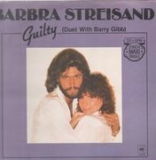 12inch Vinyl Single - Barbra Streisand - Guilty