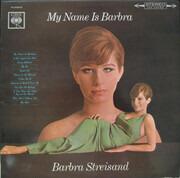 LP - Barbra Streisand - My Name Is Barbra