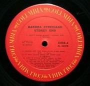 LP - Barbra Streisand - Stoney End