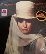 LP - Barbra Streisand - My Name Is Barbra, Two...