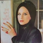LP - Barbra Streisand - The Way We Were